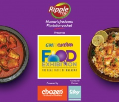 GMI Vanitha - Food Exhibition