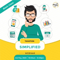 Taxation Simplified - Webinar