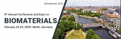 5th Annual Conference and Expo on Biomaterials